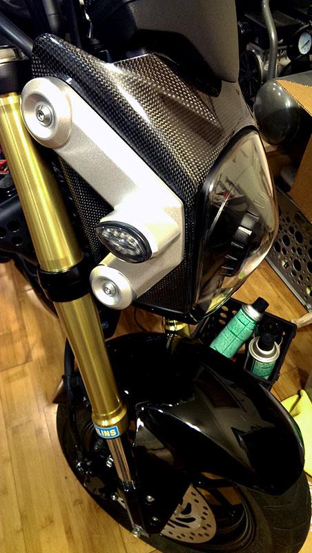 Image Result For Honda Grom Xenon